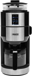 Princess Grind and Brew Compact Deluxe