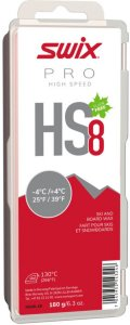 Swix HS8 Red 180g
