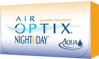 Air Optix Night & Day Aqua 6p