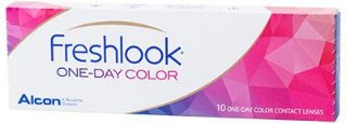 Alcon FreshLook One Day Color 10p