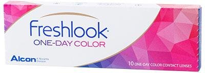 Alcon FreshLook One Day Color 10p
