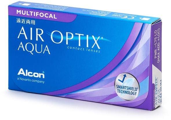 Alcon Air Optix Aqua Multifocal 3p
