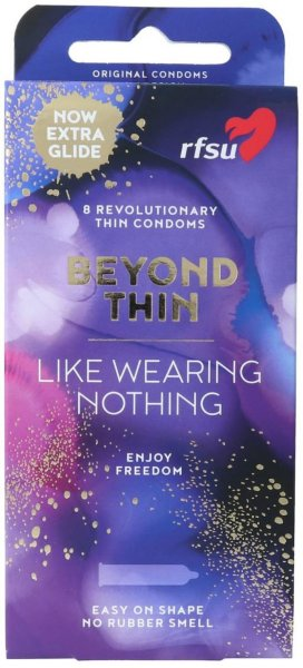 RFSU Beyond Thin (8 stk)