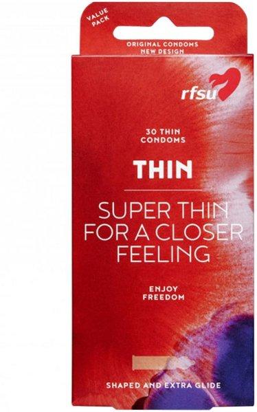 RFSU Thin (30 stk)