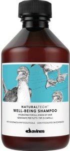 NaturalTech Well-Being Shampoo 250ml
