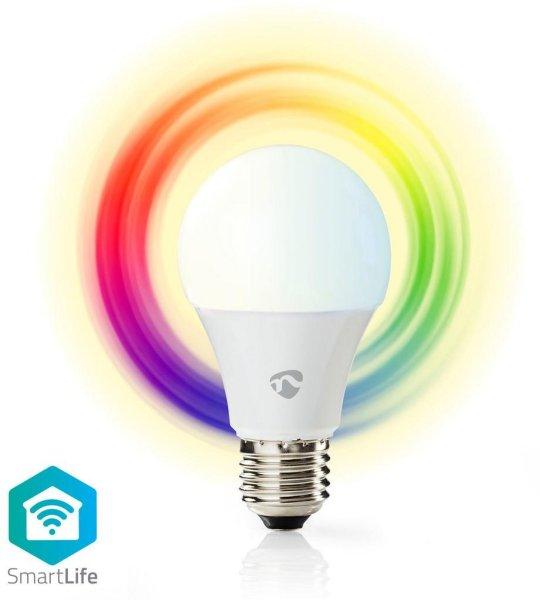 Nedis SmartLife WiFi RGB E27