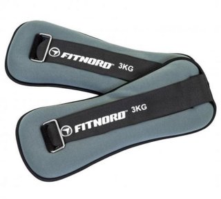 FitNord Ankle/Wrist Weights 3 kg