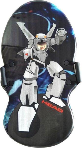 Head Robot Snow Surf