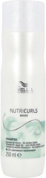 Wella Nutricurls Shampoo for Waves 250ml