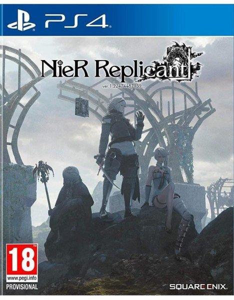 Square Enix Nier Replicant ver.1.22474487139...