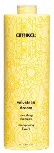 Amika Velveteen Smoothing Shampoo 1000ml