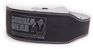 Wear Gear 4 Inch Padded Leather Belt
