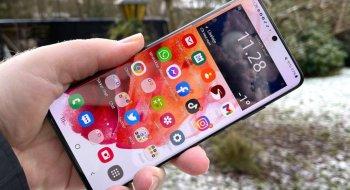 Test: Samsung Galaxy S21 Ultra 5G 128GB