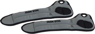 Iron Gym Ankle & Wrist Weight 2 x 0,5 kg