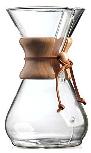 Chemex Classic Kaffebrygger 8 kopper