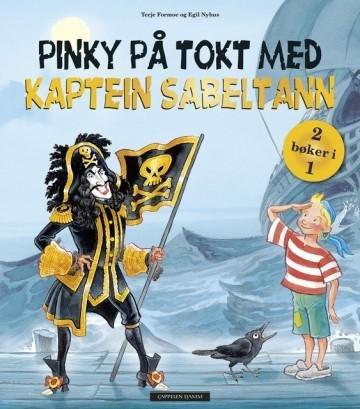 Pinky på tokt med Kaptein Sabeltann