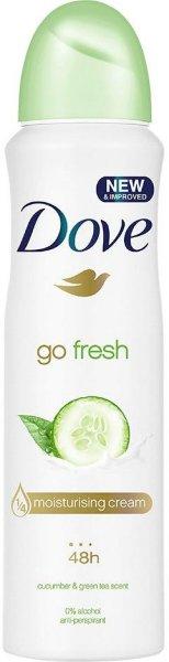 Dove Go Fresh Cucumber & Green Tea Deodorant 150ml