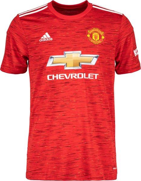 Adidas Manchester United Hjemmetrøye 20/21 (Herre)