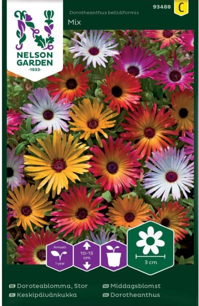 Nelson Garden Middagsblomst Mix (93488)