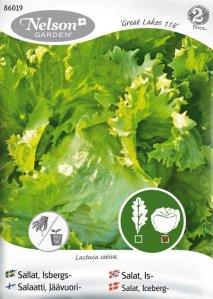 Nelson Garden Salat Great Lakes 118 (86019)