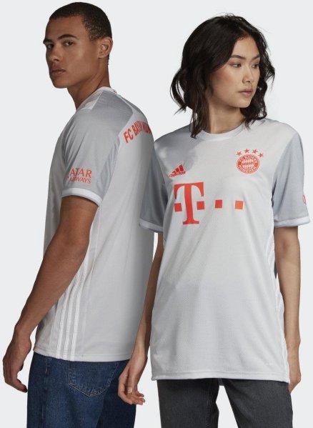 Adidas FC Bayern 20/21 Bortetrøye