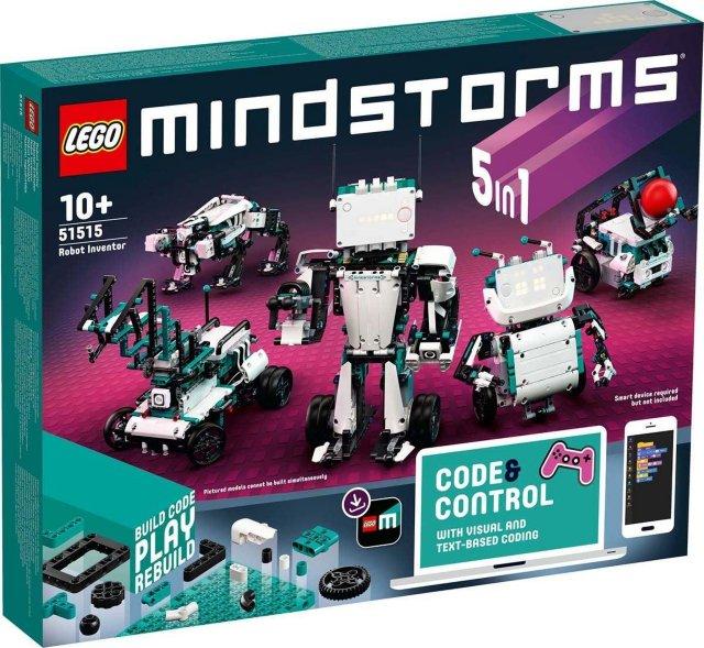 LEGO Mindstorms 51515 Robotoppfinnere