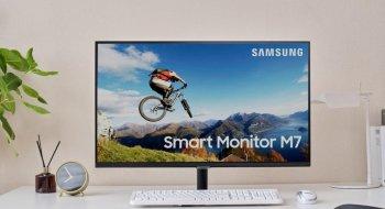 Test: Samsung Smart Monitor M7 LS32AM700