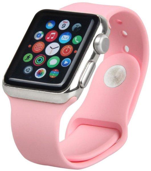 Ferrelli Apple Watch 38mm Silikonreim