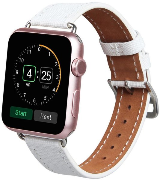 Ferrelli Apple Watch Lærreim 38mm