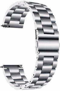 Universal Stainless Steel Smartklokke Reim (22mm)