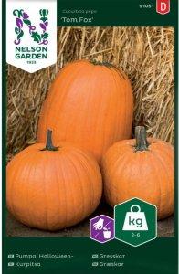 Nelson Garden Gresskar Tom Fox (91051)