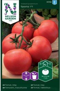Nelson Garden Tomat Sparta F1 (91756)