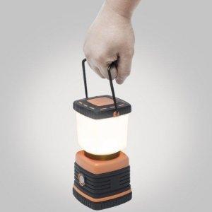 Ledsavers Campinglampe med powerbank