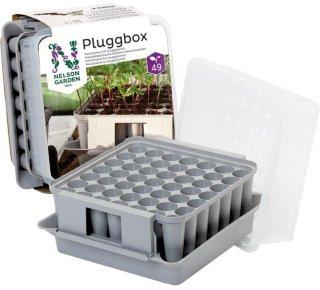 Minidrivhus Pluggbox