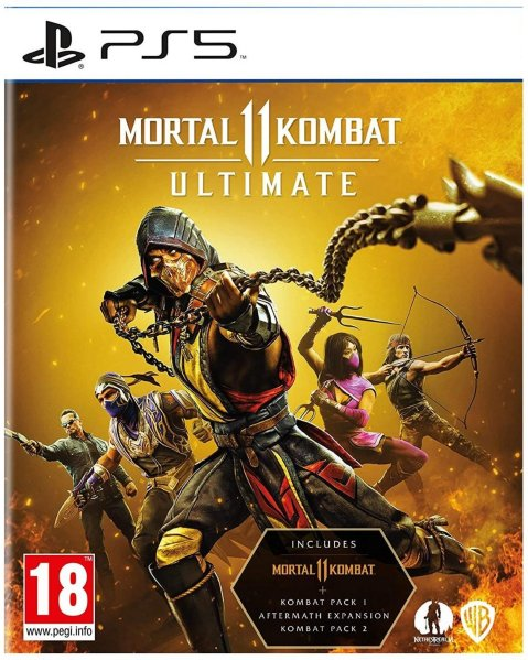 NetherRealm Studios Mortal Kombat 11 Ultimate