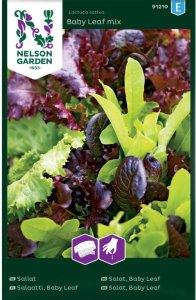 Nelson Garden Salat Baby Leaf Mix (91210)