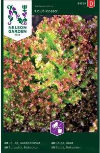 Nelson Garden Salat Lollo Rossa (91225)