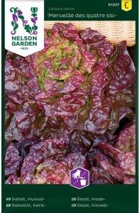 Nelson Garden Salat Merveille des Quatre Saisons (91257)