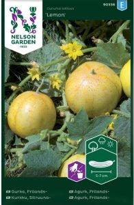 Nelson Garden Agurk Lemon (90336)