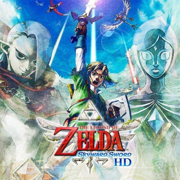 The Legend of Zelda: Skyward Sword HD til Switch