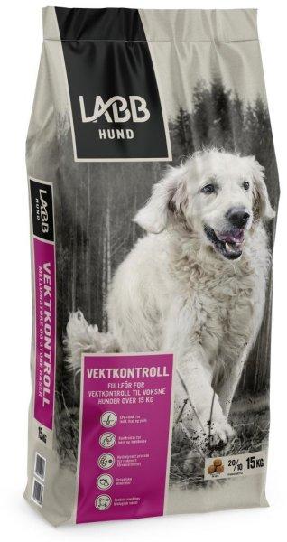 Labb Hund Vektkontroll 15 kg