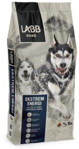 Labb Hund Ekstrem Energi 15 kg