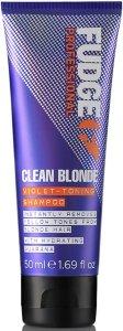 Clean Blonde Violet-Toning Shampoo 50ml