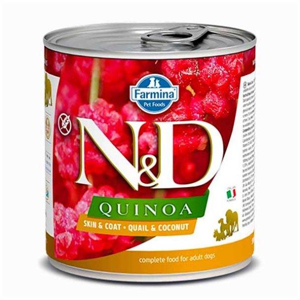Farmina Dog Quinoa Venison 285g