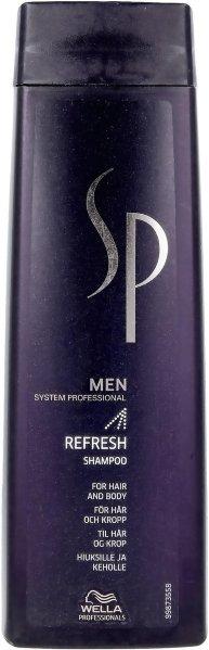 Wella SP Men Refresh Shampoo 250ml