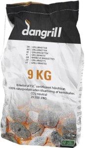 Dangrill Grillbriketter 9 kg