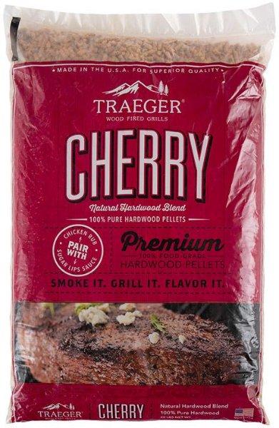 Traeger Pellets Cherry 9 kg