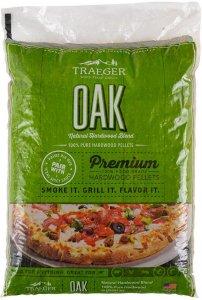Traeger Pellets Oak 9 kg