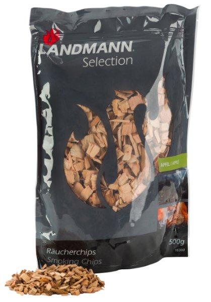 Landmann Røykflis Eple 500 g
