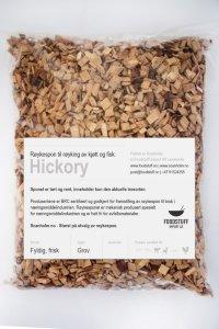 Røykflis Hickory Grov 3L